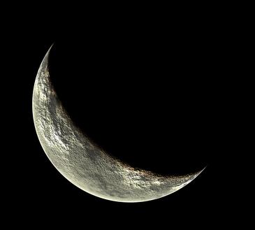 Как сфотографировать Луну?