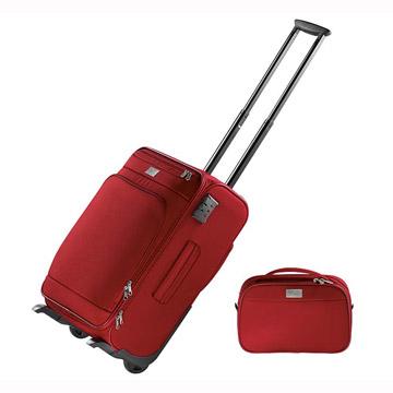 сумкf средней величины для вещей первой необходимости, которую вы возьмете с собой в салон и сможете поставить на чемодан