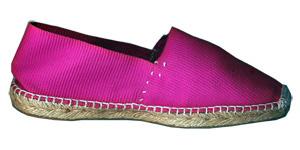Классические эпадрильи с плетеныной подошкой