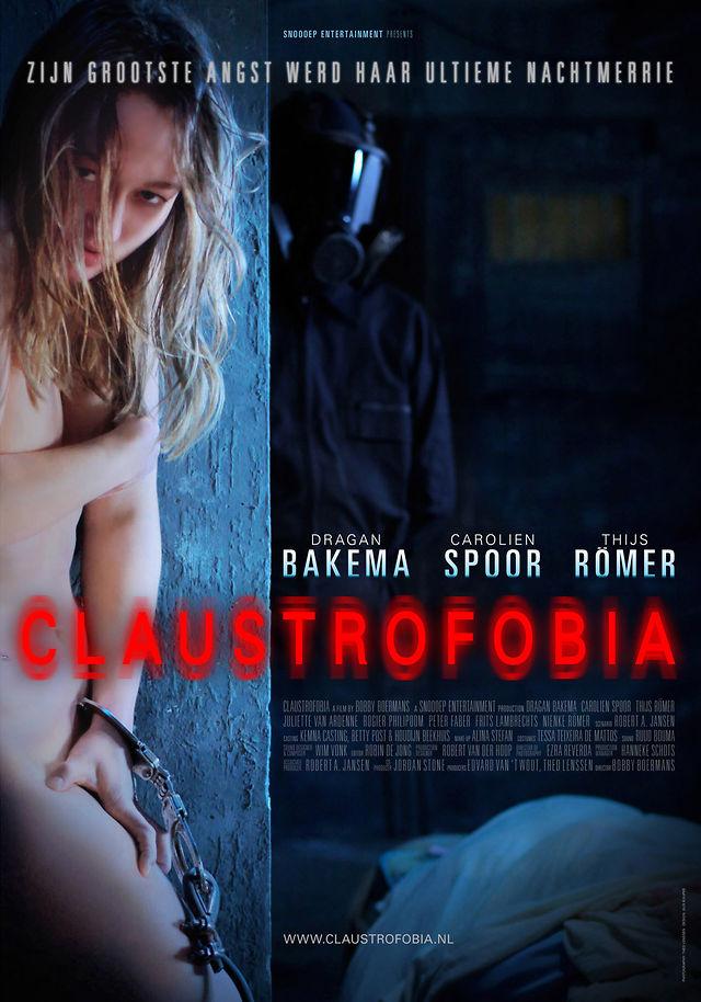 """фильм """"Клаустрофобия"""", плакат"""