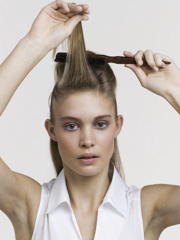 Как сделать профессиональный начес, применяя парикмахерские секреты?