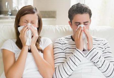 Как остаться здоровым в доме с простуженным человеком?
