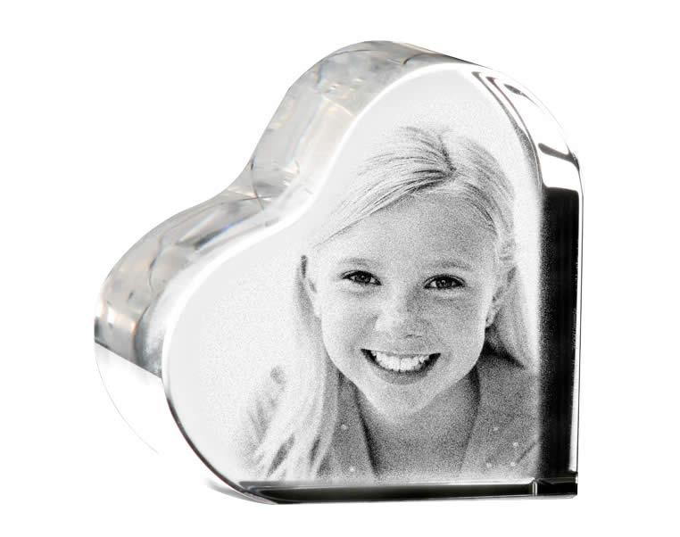 фигурка для офисного стола с фотографией ребенка
