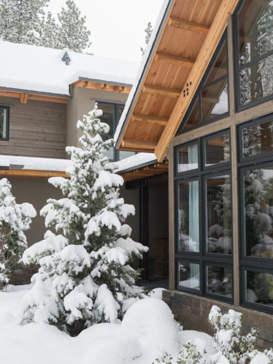 Как зимой сделать комнаты в доме светлее и уютнее