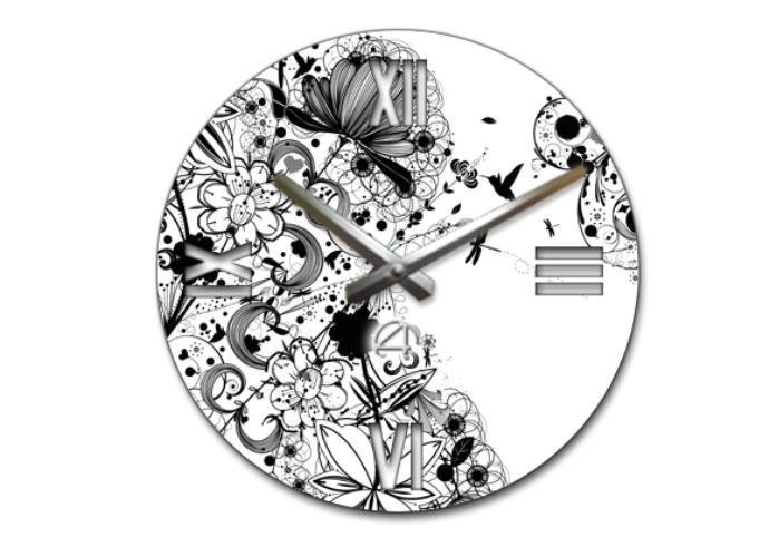Ультрасовременные часы предполагают тонкость, т. е. тоже скорее полностью отсутствующий ободок