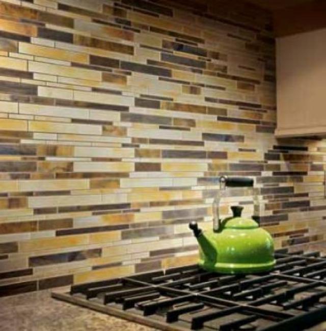 Самый популярный дизайн плитки для кухонной рабочей стены/фартука