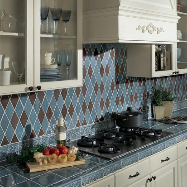 Как выбрать современный дизайн рабочей стенки/фартука для кухни - арлекин