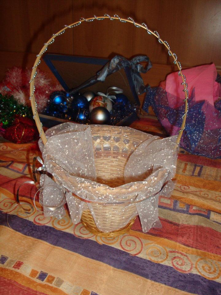 Как сделать красивые декоративные композиции на Новый год