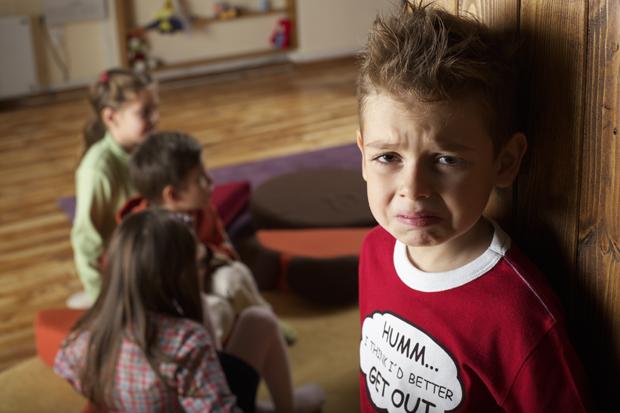 ребенок остался один в школе гнасмешки буллинг