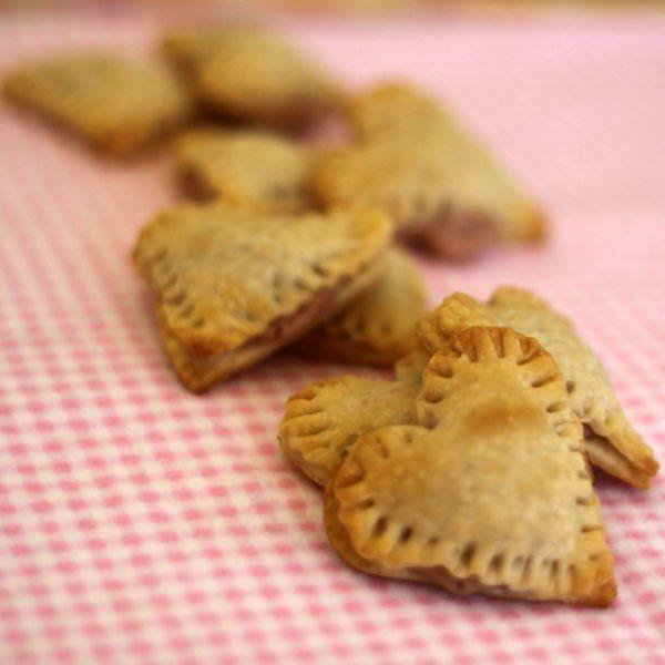 вкуснейшие пирожные-печенья «Сердечки» на День святого Валентина