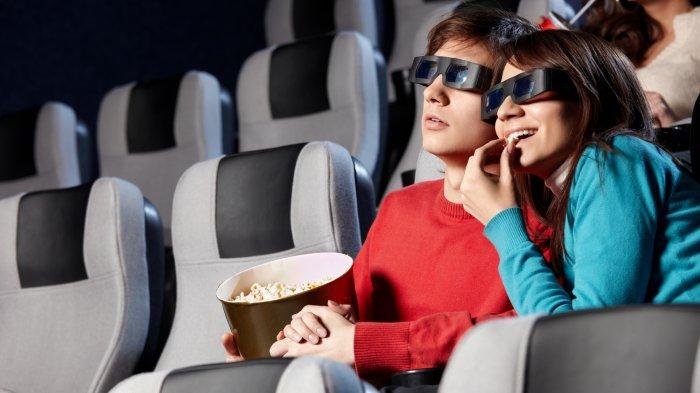 дружеский поход в кино на День святого Валентина