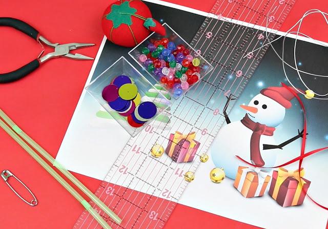 Как делать елочные игрушки своими руками: шары из полосок плотной бумаги или тонкого картона - исходные материалы