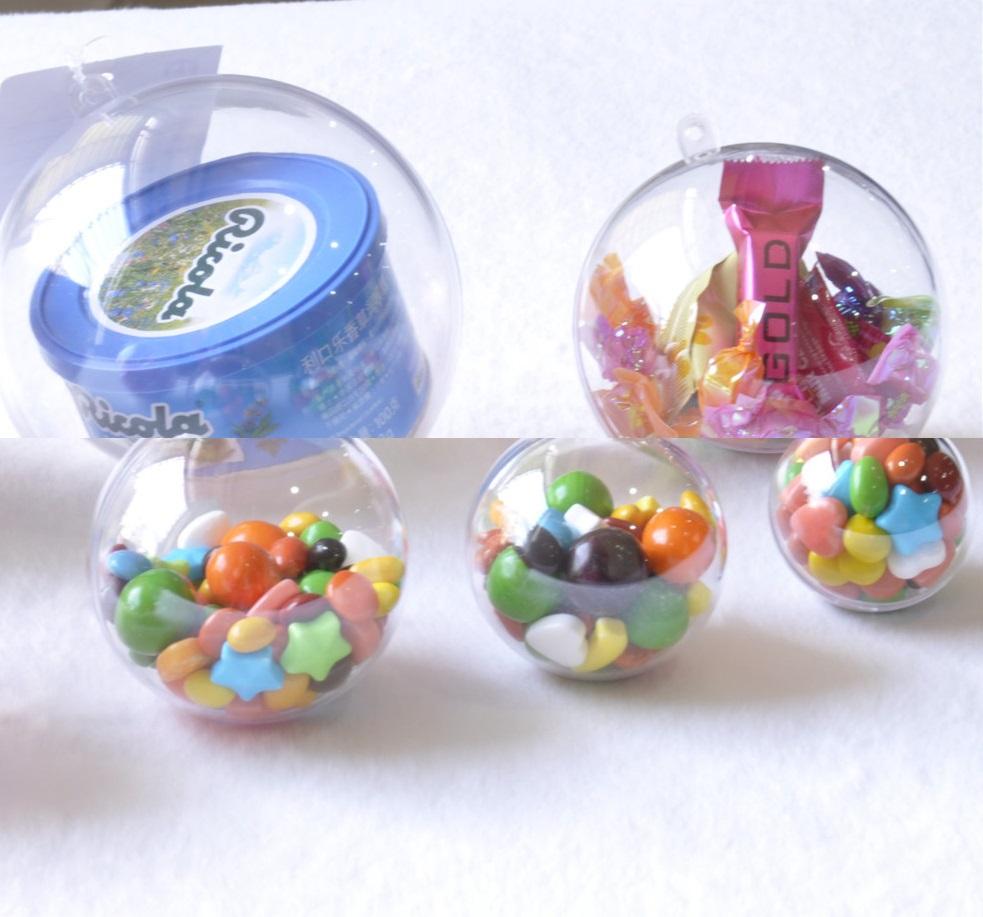 Как делать елочные игрушки своими руками: сценки и отдельные элементы в прозрачных пластиковых шарах, с конфетами