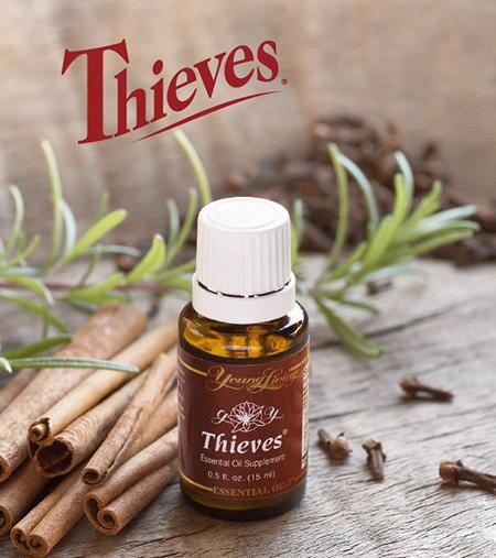 Как лечить грипп при помощи самодельного масла Воров (Thieves' Oil)