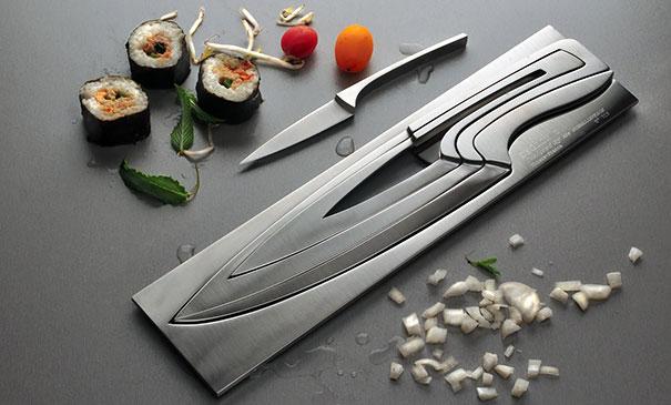 набор ножей нож в ноже