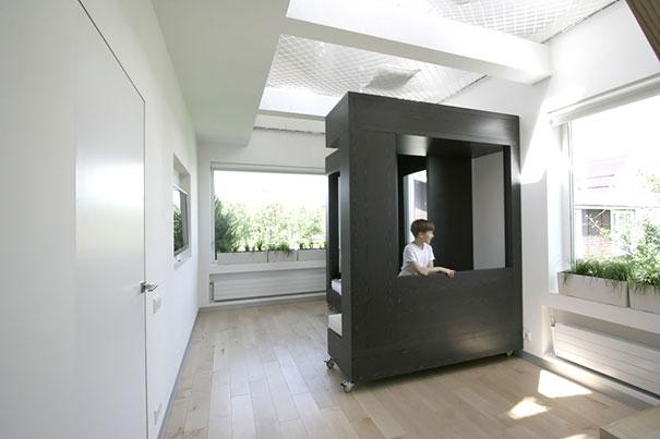 Модульный уголок мебели