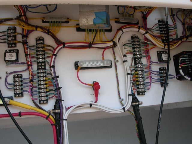 Как выбрать систему электропроводки для яхты?