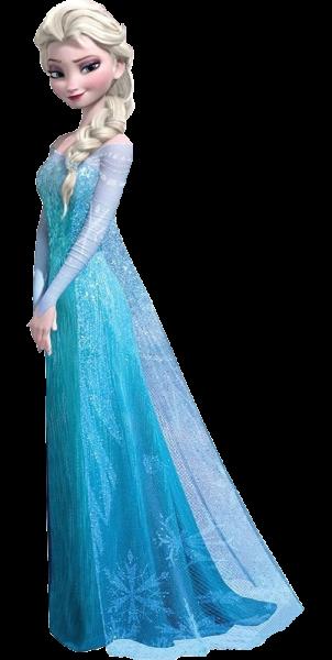 королева Эльза из «Холодного сердца»