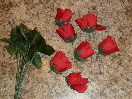 Как сделать цветы из бекона?