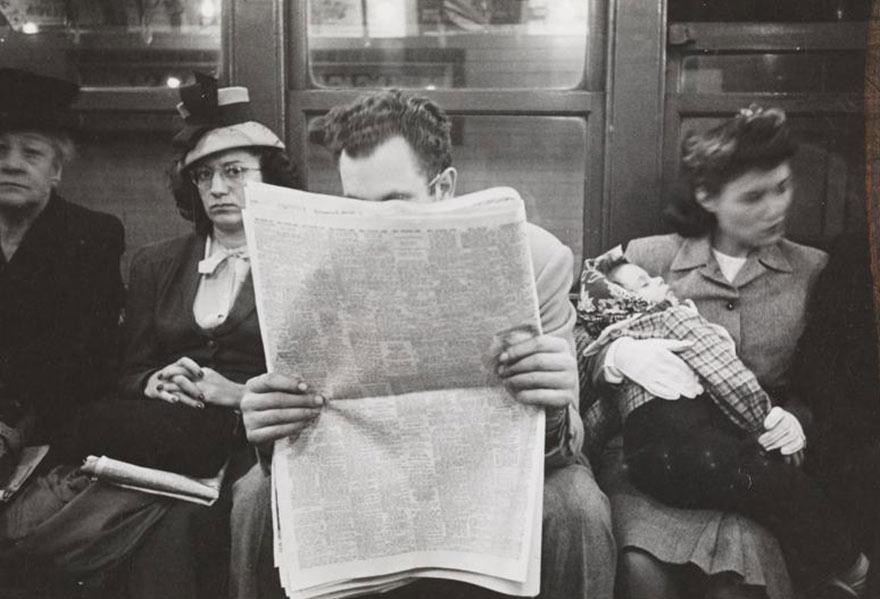 Нью-Йоркская подземка 1946-го глазами 17-го Стэнли Кубрика: кто хуже - ребенок или взрослый?