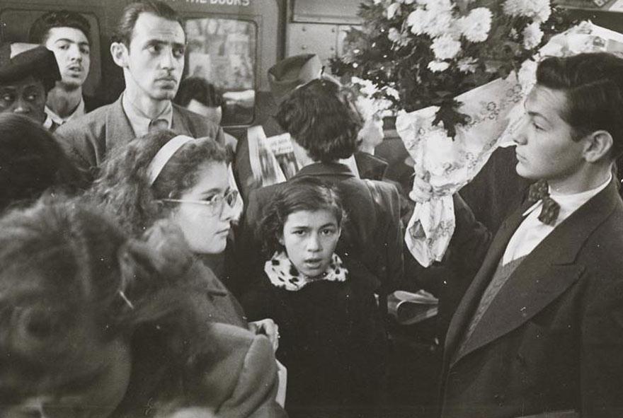 Нью-Йоркская подземка 1946-го глазами 17-го Стэнли Кубрика: мы едем в гости