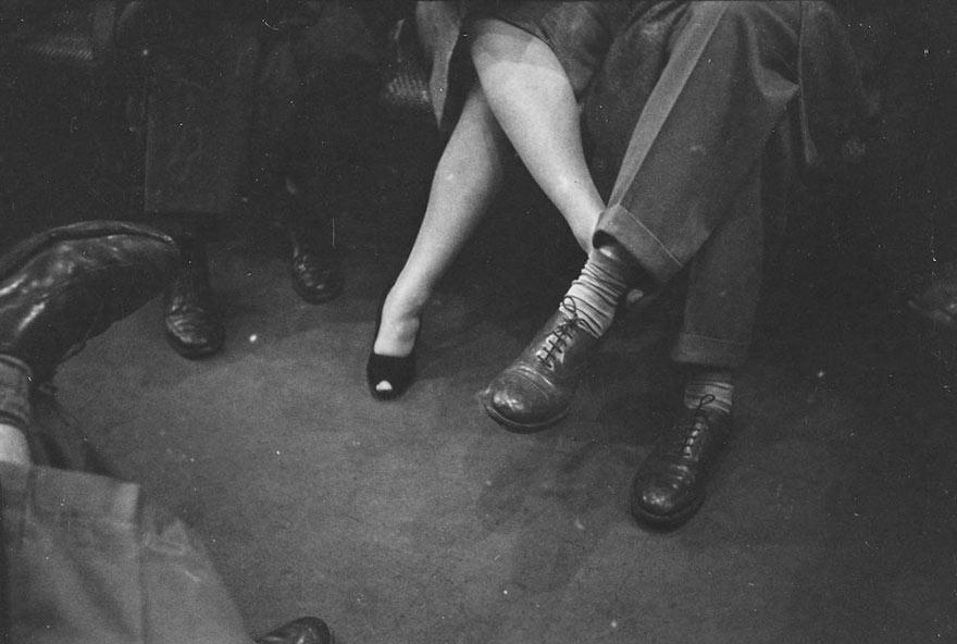 Нью-Йоркская подземка 1946-го глазами 17-го Стэнли Кубрика: нечаянно или нарочно?