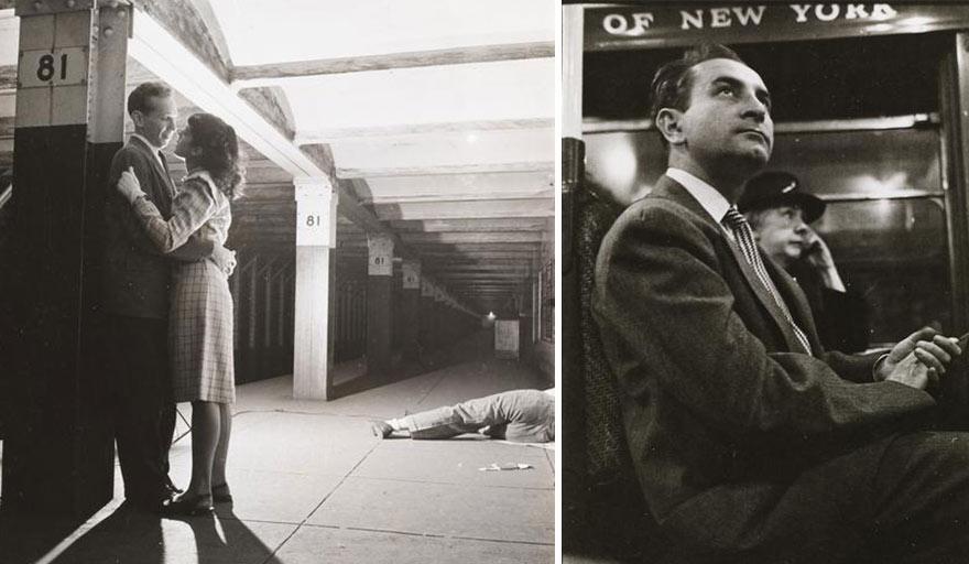 Нью-Йоркская подземка 1946-го глазами 17-го Стэнли Кубрика: пир во время чумы