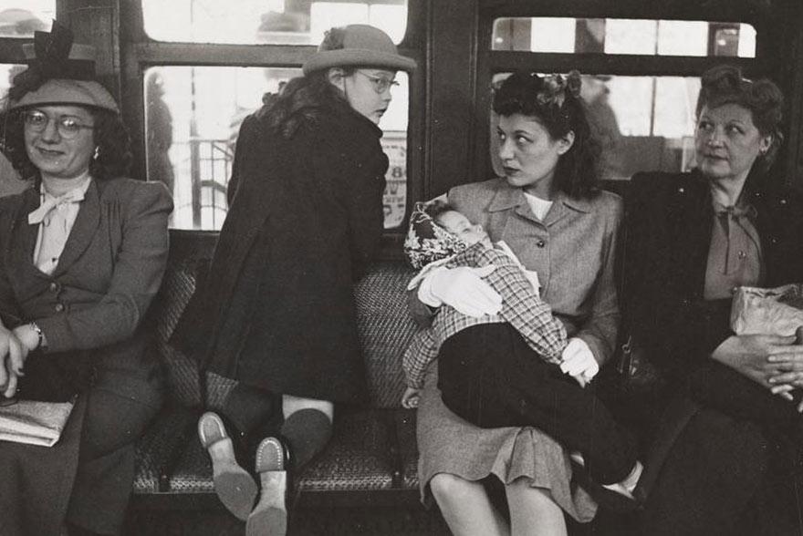 Нью-Йоркская подземка 1946-го глазами 17-го Стэнли Кубрика: так делать нехорошо