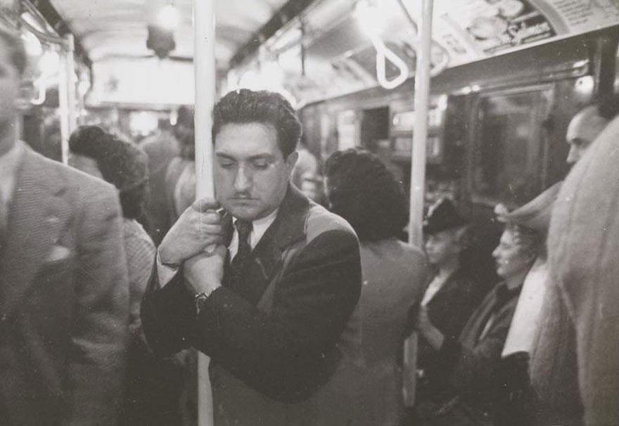 Нью-Йоркская подземка 1946-го глазами 17-го Стэнли Кубрика: дотянуть до дома
