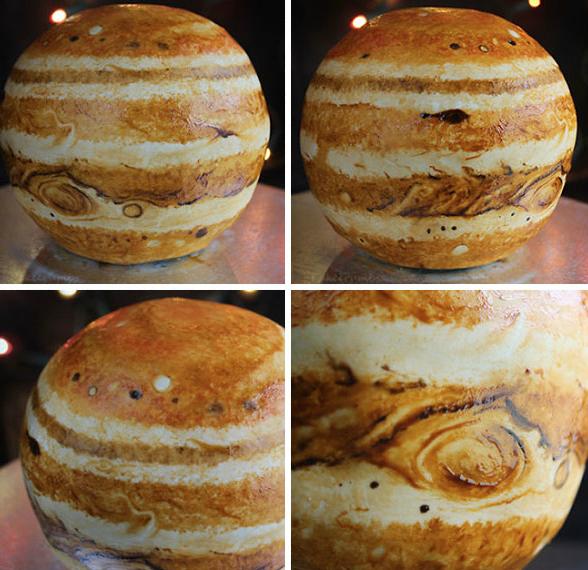Торты-планеты Юпитер