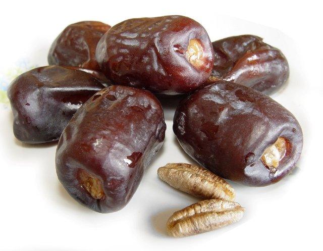 финики - пища с высоким содержанием протеина