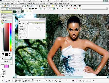 Как уменьшить вес картинки с помощью стандартного графического редактора