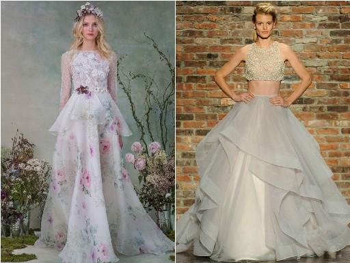 Как подобрать свадебное платье по знаку зодиака: Овен, Телец, Близнецы, Рак