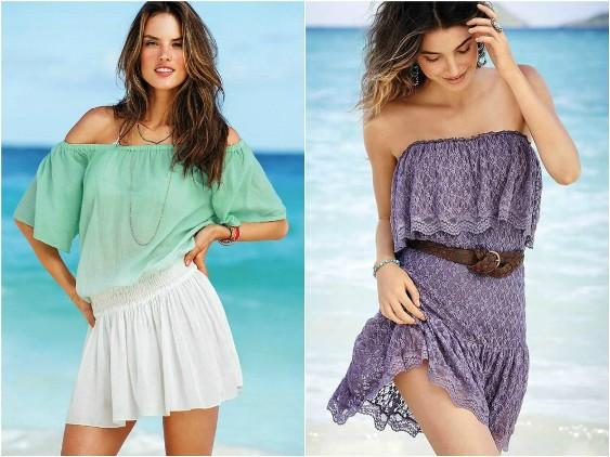 Как одеваться на пляж