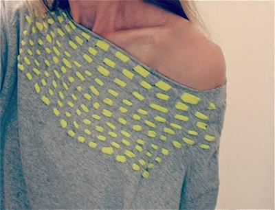 Как сделать модные аксессуары и украсить одежду своими руками. Часть 2.