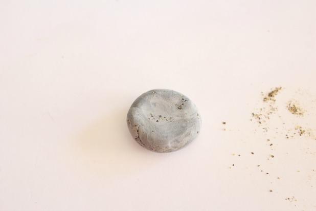 Делаем сами «камни» и придаем им реалистичность - перец и полимерная глина