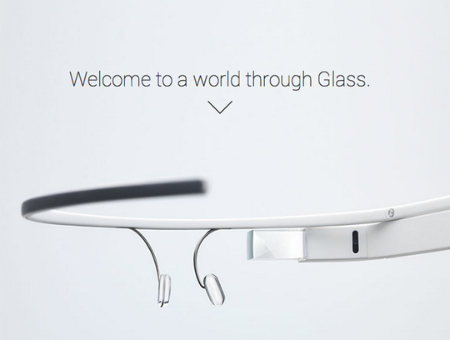 Добро пожаловать в мир Гугл Глас (Google Glass) очки-компьютер