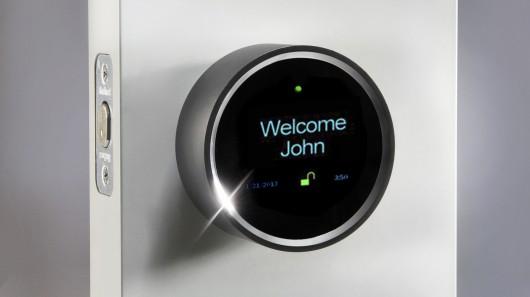 Goji: самый умный электронный дверной замок - приветствие