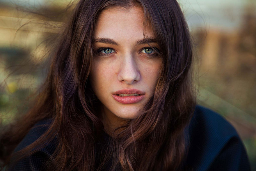 Атлас красоты, девушка из Тбилиси, Грузия