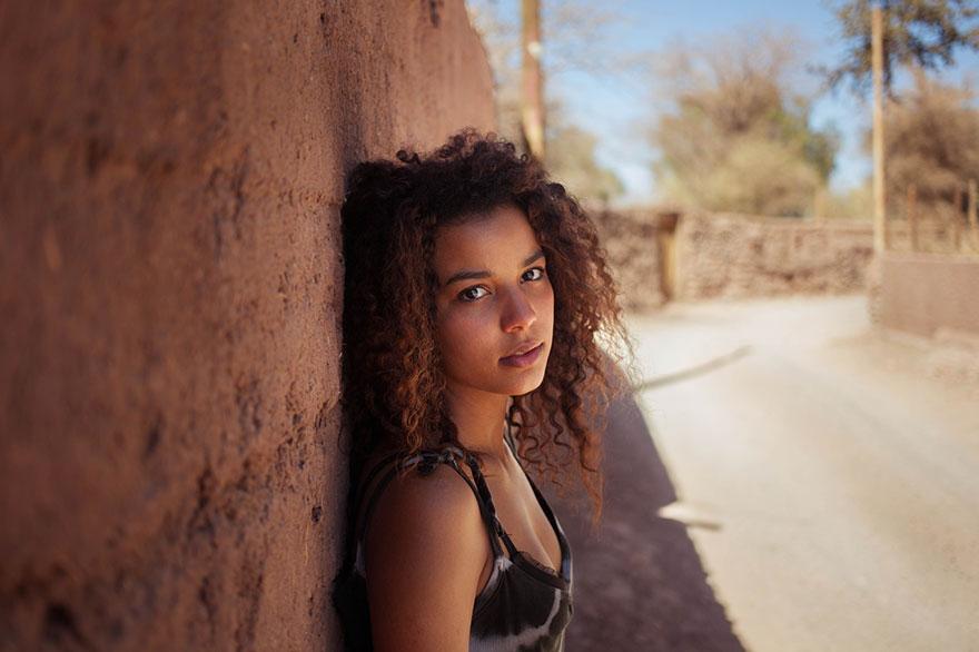 Атлас красоты, девушка из Чили