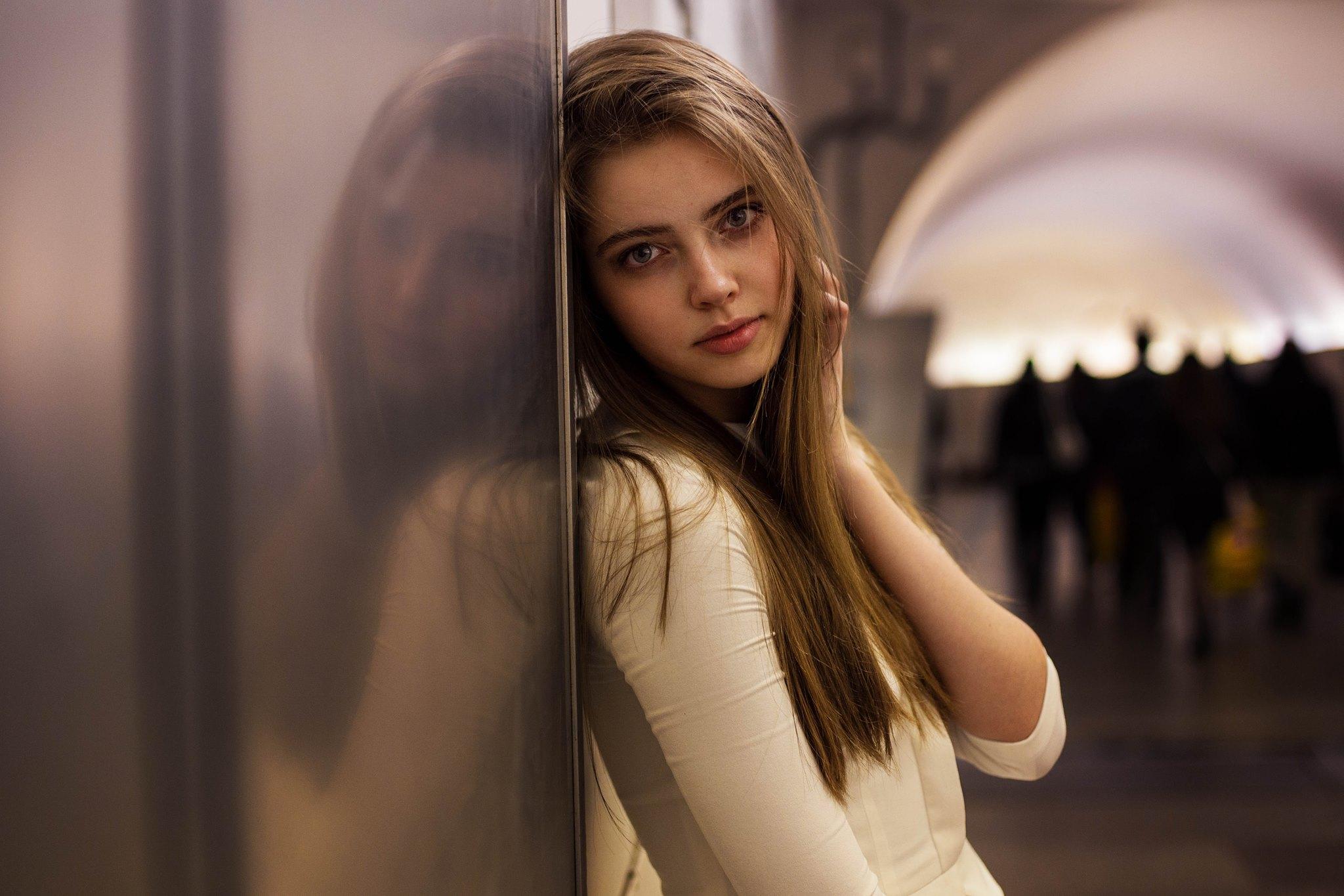 Атлас красоты, девушка из Москвы, Россия