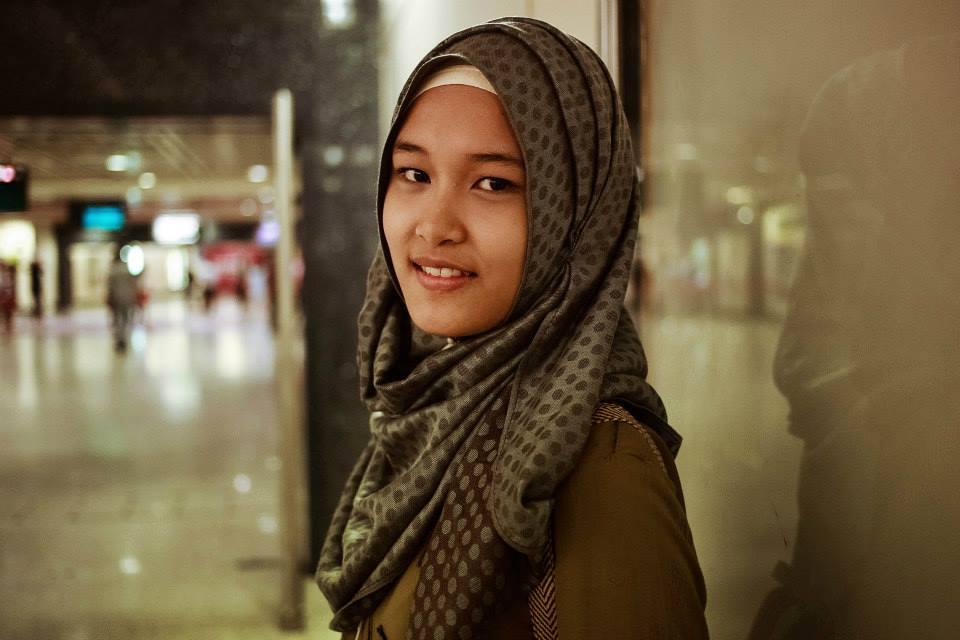 Атлас красоты, девушка из Сингапура