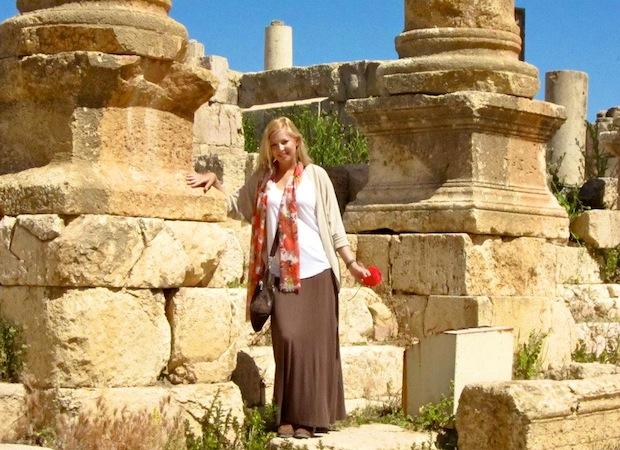 как одеваться девушкам для путешествия на Ближний Восток