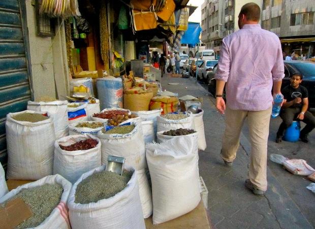 как одеваться мужчинам для поездок на Ближний Восток