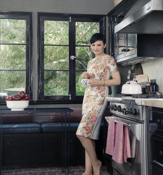 Как выглядят кухни знаменитостей