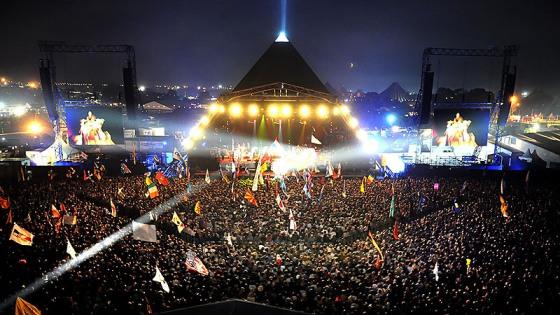 Как проходят крупнейшие музыкальные фестивали мира