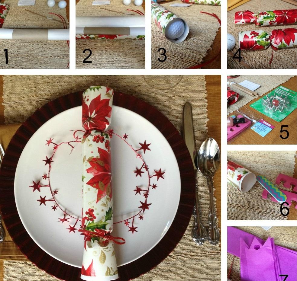 Как выглядят рукодельные подарки, интересные вашим близким: хлопушки с мелкими подарками