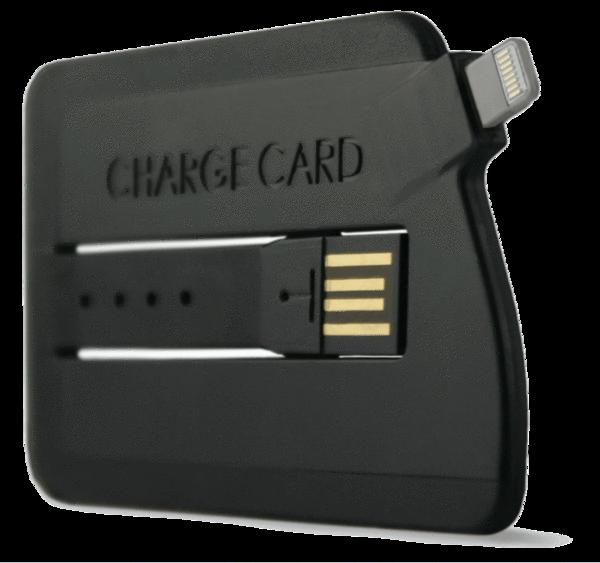 ChargeCard или карточка-зарядка