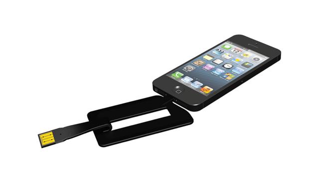 ChargeCard или USB кабель для подзарядки и синхронизации