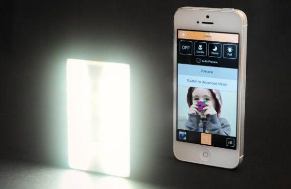 беспроводная вспышка Nova Wireless Flash для смартфона